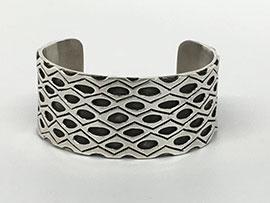 Cholla Cactus Skeleton Bracelet
