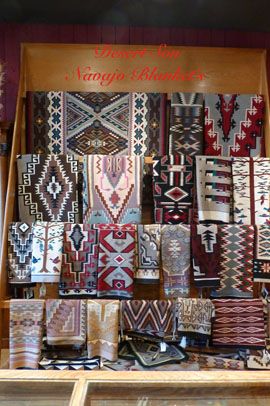 navajo-rug-display