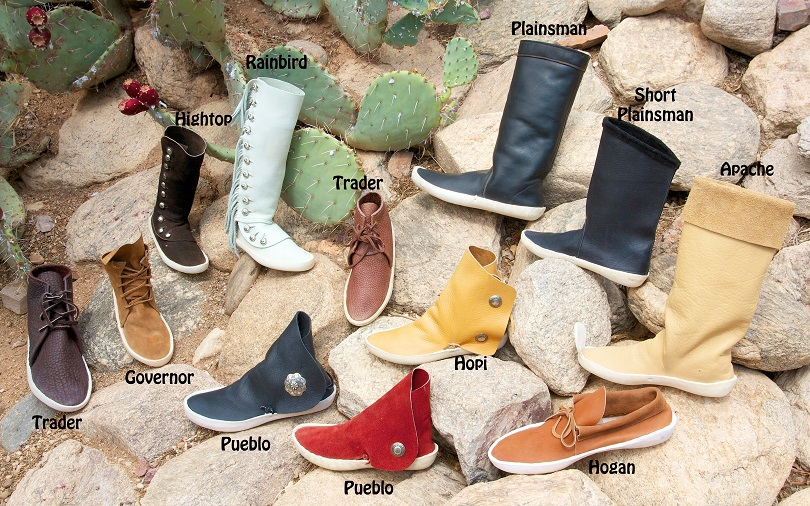 Moccasins The Desert Son Gallery
